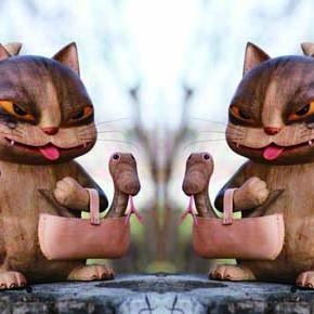 4月2日〜小生意気な猫のとその仲間たち