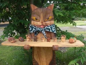 小生意気な猫とその仲間たち 夏編