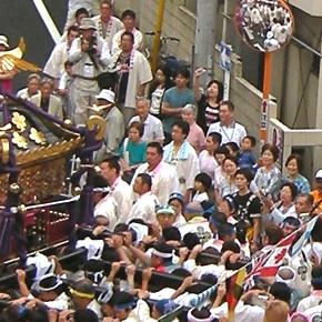 谷中地域の祭り